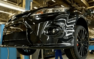 Video: Building the Ford Focus RS500