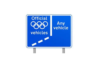 How to use Olympic Games Lanes