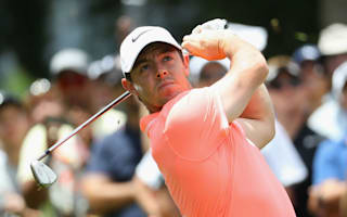 No political statement in playing Trump round - McIlroy