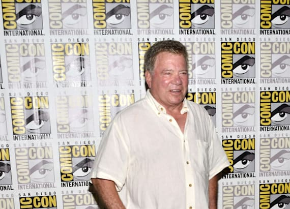 William Shatner says he'd play Captain Kirk again
