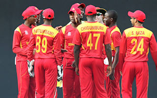Zimbabwe stay on course with Scotland win