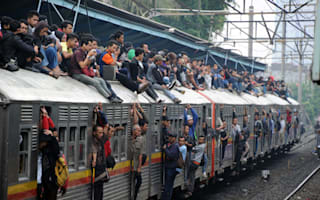 Concrete balls: Indonesia takes extreme measures to stop fare-dodgers