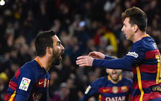 Barcelona 4 Espanyol 1: Messi double ensures comfortable first-leg victory