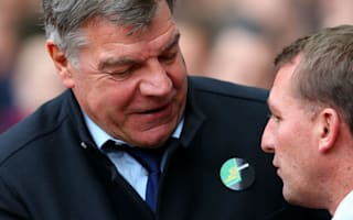 Rodgers sympathises with 'poor guy' Allardyce