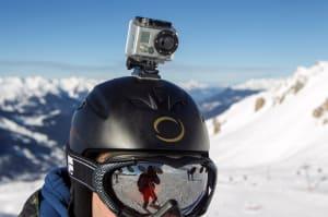 La GoPro Hero6 Black podría grabar vídeo 4K a 60 FPS