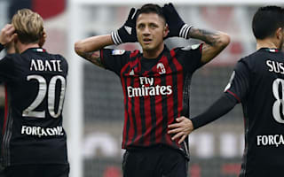 Lapadula: This is just the start of my Milan journey