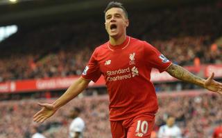 Coutinho sweeps Liverpool season awards