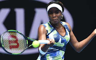 Venus out of Madrid Open