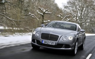 First drive: New Bentley Continental GT Speed