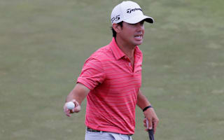 Thomas makes history, but Harman the man to catch in U.S. Open