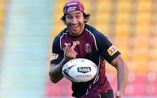 Thurston ruled out of Origin opener