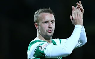 Scottish Premiership Review: Griffiths reaches 40-goal milestone in Celtic defeat