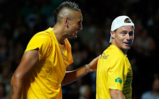 Hewitt confident despite emergency comeback