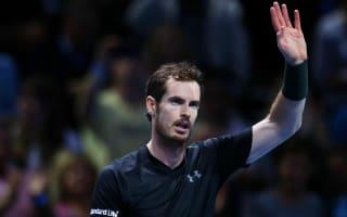 Murray: Top ranking hasn't changed me