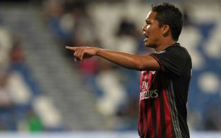 Bacca: I won't leave AC Milan until we're back on top