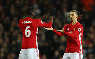 Pogba can cope with pressure - Ibrahimovic