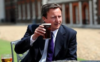 Britain's favourite pint is watered down