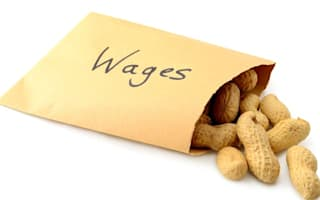 Are you being paid less because of other people's pensions?