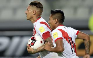 Peru finalise 23-man squad for Copa America