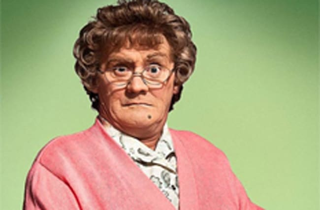 Outcry after Mrs Brown's Boys named sitcom of the century