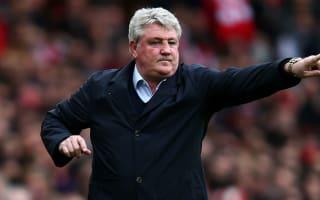 Bruce holds talks over Aston Villa job
