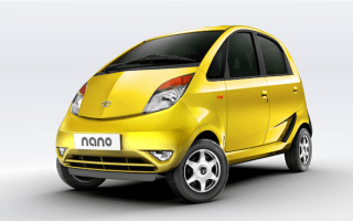 World's cheapest car gets upmarket makeover