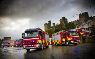 Cramped roads see fire services purchase slimmer engines