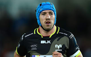 James, Evans and Tipuric named in Wales side