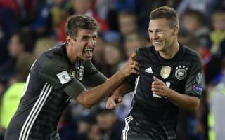 Norway 0 Germany 3: Muller inspires winning start for defending champions