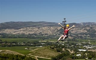 Zip and sip your way across Napa Valley