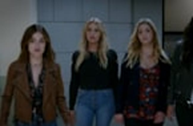 EXCLUSIVE: Spencer's Fate Is Revealed! -- Watch the First Minute of 'Pretty Little Liars' Final Season