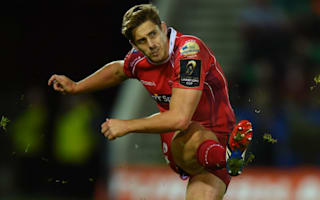 Collins and Thomas lead Scarlets to narrow win at Ulster