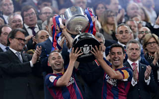 Xavi: Catalonia would be among top 10 teams in the world