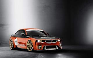 BMW updates 2002 Hommage to celebrate history of turbo cars