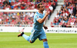 Middlesbrough 1 Stoke City 1: Shaqiri stunner denies promoted hosts