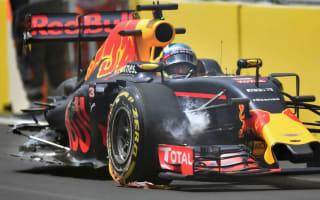 Ricciardo: Red Bull struggling for grip in Baku
