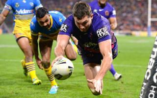 Oates hat-trick keeps Brisbane top-four hopes alive