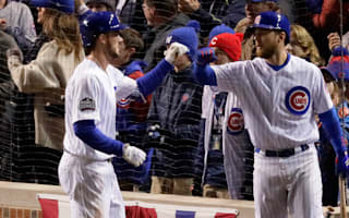 Cubs win game five to stay alive in World Series