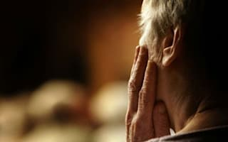 What are the major fears ruining life for the over 50s?