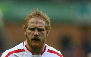 Graham injured as rampant England rout France