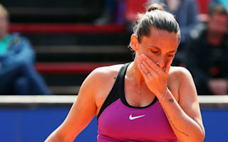 Vinci among seeds to tumble in Nurnberg