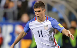 Pulisic, Morris picked by Klinsmann in initial Copa squad