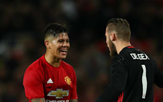 Rojo was phenomenal - Mourinho