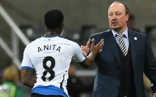 Benitez has got Newcastle fighting with aggression - Anita