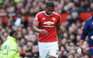 Valencia: Injuries to blame for United woes