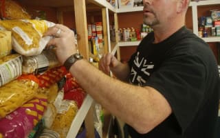 Food bank conversion fund urged