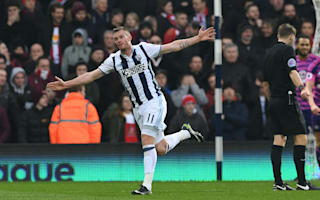 West Brom 2 Sunderland 0: Baggies inflict more misery on Moyes' men
