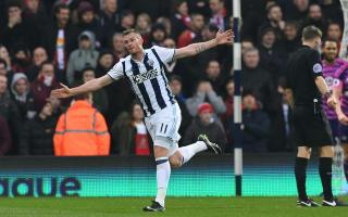 West Brom 2 Sunderland 0: Baggies inflict more misery on Moyes' men