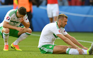 McAuley pride after crushing Wales loss