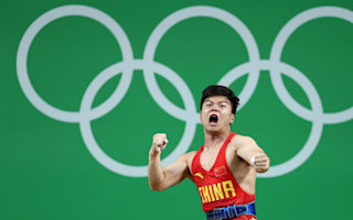 Rio 2016: Long breaks 16-year-old record to claim weightlifting gold